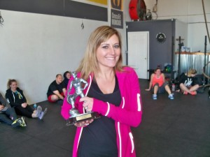 Donna - Crossfit Ironside Athlete
